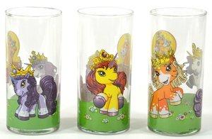 United Labels 116578 - Filly: Pony Gläserset 3-teilig