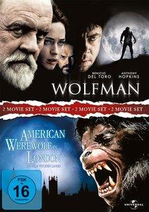 Doppelpack: Wolfman & American Werewolf
