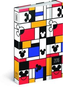 Walt Disney Mickey 2016 - Taschenkalender