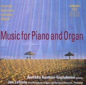 Musik für Klavier und Orgel