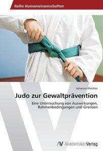 Judo zur Gewaltprävention
