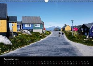 A Summer in Greenland (Wall Calendar 2015 DIN A3 Landscape)