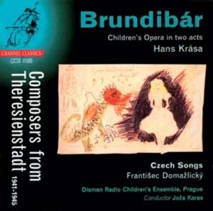 Brundibar (Composers from Theresienstadt 1941-194