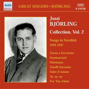 Songs In Swedish 1929-1937