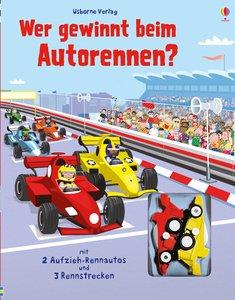 Wer gewinnt beim Autorennen?