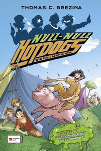 Hot Dogs 04. Die Nr.1 Agenten-Jungs