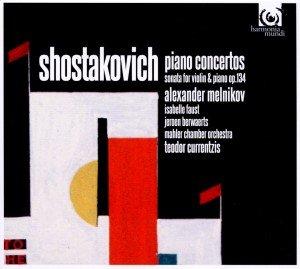 Klavierkonzerte/Violinson.op.134