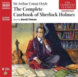 Complete Casebook Of Sherlock Holmes