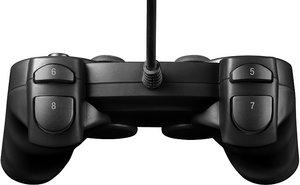 Speedlink STRIKE Gamepad, Controller, schwarz