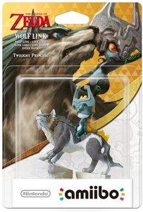 Amiibo Super Smash Bros. - Zelda - Wolf Link