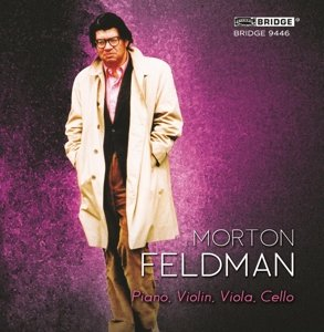 Feldman: Piano,Violin,Viola,Cello (1987)