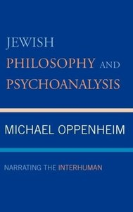 Jewish Philosophy and Psychoanalysis