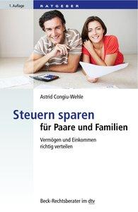 Steuern sparen für Paare und Familien