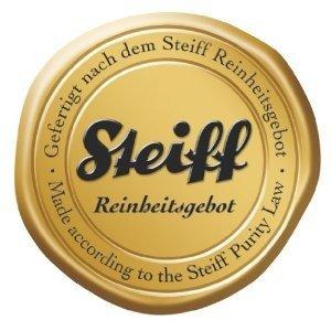 Steiff 12938 - Charly, Schlenkerteddy, 30 cm, beige, im Koffer