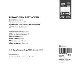Sinfonie 9 (Complete symphonies vol.5)