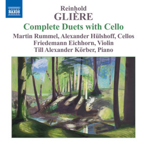 Sämtliche Duette mit Cello