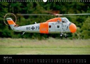 Scale Chopper (Wall Calendar 2015 DIN A3 Landscape)