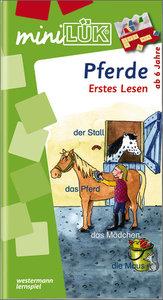 LÜK mini. Pferde Erstes Lesen