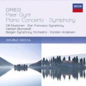 Peer Gynt (GA)/Klavierkonzert/+