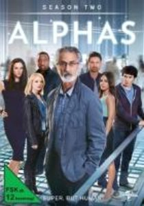 Alphas - Staffel 2