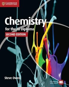 Chemistry for the IB Diploma Coursebook with Free Online Materia