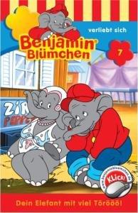 Benjamin Blümchen 007 verliebt sich. Cassette