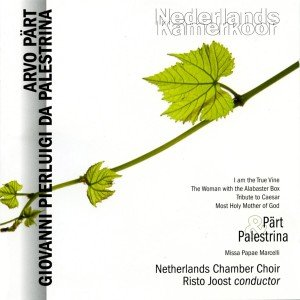Pärt & Palestrina