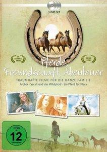 Pferde,Freundschaft,Abenteuer