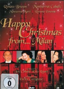 Happy Christmas From...Milan