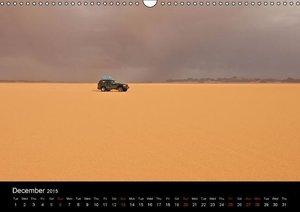 Sahara - Southern Algeria (Wall Calendar 2015 DIN A3 Landscape)