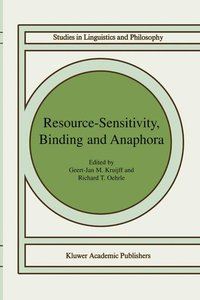 Resource-Sensitivity, Binding and Anaphora