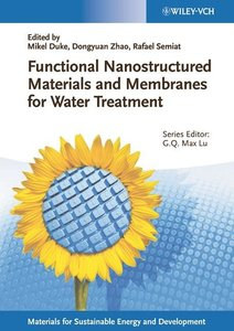 Functional Nanostructured Materials and Membranes for Water Trea