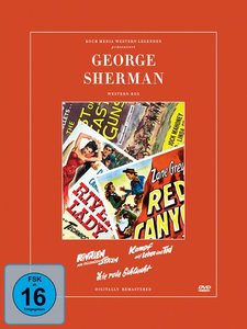 Edition Western-Legenden: George Sherman Collection