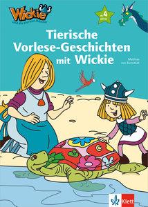 Tierische Vorlese-Geschichten mit Wickie
