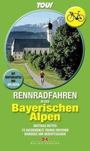 Rennradfahren in den Bayerischen Alpen
