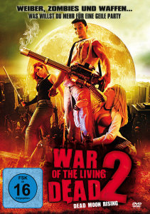 War of the Living Dead 2 (DVD)