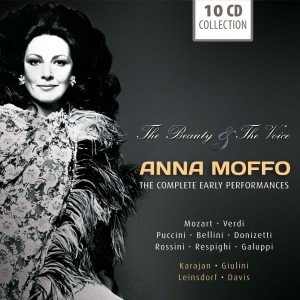 Anna Moffo-The complete early performances