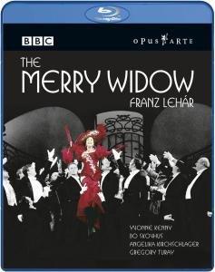 Die Lustige Witwe (Engl.Gesungen)