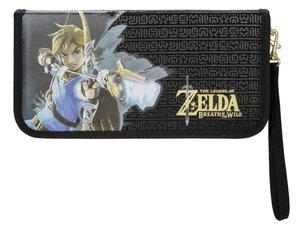 Nintendo Switch Tragetasche mit Schlaufe - Zelda Design