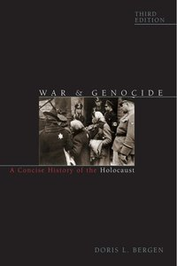 WAR AMP GENOCIDE 3ED A CONCISE HPB