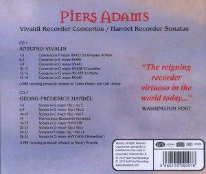 Blockflöten-Konzerte & Sonaten