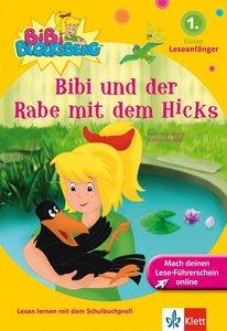 Bibi Blocksberg - Bibi und der Rabe mit dem Hicks