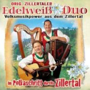 Im Polkaschritt durchs Zillertal