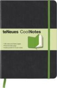 CoolNotes Black/Neon Green