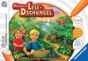 Ravensburger 00522 - Mission im Lesedschungel