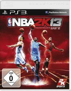 NBA 2K 13 (Software Pyramide)