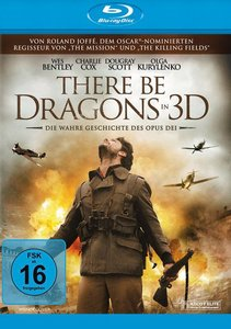 There be Dragons-Blu-ray Disc 3D