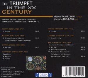 Die Trompete im 20. Jahrhundert