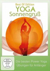 Yoga Sonnengruß - Die besten Power Yoga Übungen für Anfänger