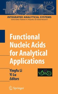 Functional Nucleic Acids for Analytical Applications